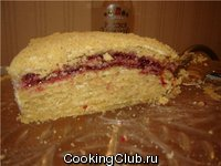 Торт Медовик 1