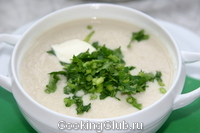 Суп - пюре из курицы 2