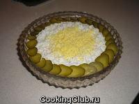 Зимний печеночный салат (вариант №2)