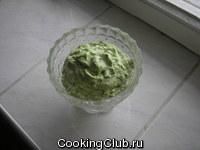 Зелёное помазло