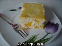 Творожный пирог (Käse Kuchen)