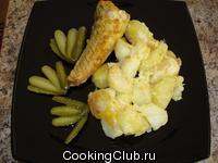 Картофель по - голландски