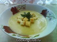 Крем - суп из кабачков
