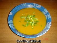 Суп - пюре из тыквы 1