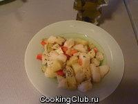 Пататосалата - картофельный салат