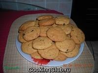 Американское песочное печенье с шоколадной крошкой (Сhocolate chip cookies)