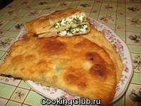 Ругувачки по - болгарски ( + самое лучшее тесто для чебуреков)