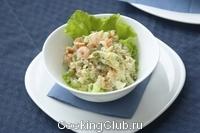 Салат из креветок (традиционный)