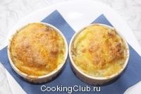 Жульен - Грибы, запечёные с сыром