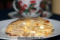 Пирог блинчатый рязанский