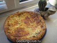 Луковый пирог 1
