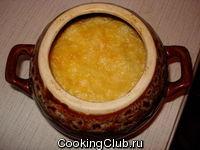 Картофель «Дофинауз» (в горшочке)