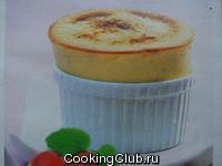 Творожное суфле с лаймом