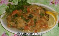 Мафкуса - салат из печеных кабачков