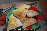 Пирожки с капустой 1