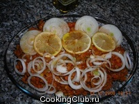 Турецкая кухня:Теплый салат из зелёной чечевицы