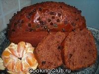 Шоколадный кекс 1