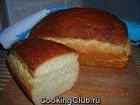 Хлеб Французский на минеральной воде с газом