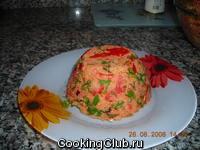 Турецкая кухня: Kısır (кысыр)