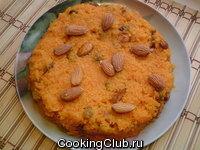 Гаджар халава - индийский морковный пудинг