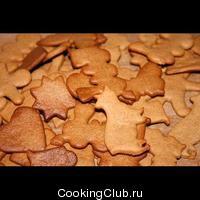 Имбирное печенье 1